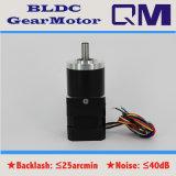 NEMA17 30WブラシレスDCモーターBLDCを搭載するギヤモーター比率の1:40