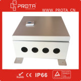 IP66鋼鉄電気壁に取り付けられた配電箱