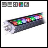 24V 36X1w LED 선형 벽 세탁기 36W