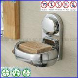 Support fixé au mur de savon de matériel sanitaire d'ABS dans passé au bichromate de potasse