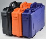 堅いプラスチック防水道具箱はトロリー箱をセットする