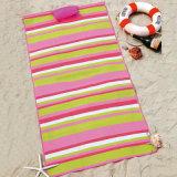 شاطئ خارجيّة مسيكة يخيّم نزهة [بّ] غطاء حصيرة