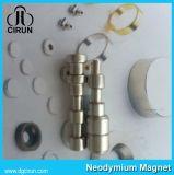 Kundenspezifische Größe starker leistungsfähiger GroßhandelsNdFeB Magnet-Lichtbogen