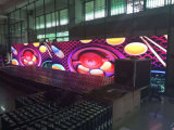 Visualizzazione di LED dell'interno di colore completo dell'affitto P3.91 con la scheda di fusione sotto pressione di 500*500mm