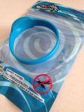 Watch Band Silicone Mosquito Repeller Bracelet d'huile de citronnelle naturelle
