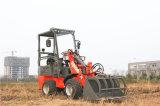 Nuovo mini caricatore compatto della parte anteriore del giardino 800kg di Everun 2017 con Ce, Euro3