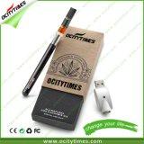 Cbd 기름을%s Ocitytimes 280mAh E 담배 새싹 접촉 기화기 펜