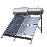 Vertrag unter Druck gesetzter Wärme-Rohr-Solarheißwasserbereiter
