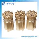 Pedacitos de taladro de Retrac de la perforación de martillo de Gato para Ganite