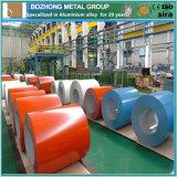 Il colore del rifornimento ha ricoperto la bobina di alluminio 2014