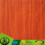 木製の穀物が付いている家具の装飾的なペーパー