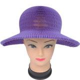Chapéu de papel Foldable para o chapéu colorido do verão das crianças da proteção de Sun