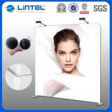 8ft Portable Pop in su Wall Advertizing Stretch Fabric Display (LT-24Q1)
