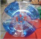 Bola inflable 2017 de la burbuja de Youtube de la venta directa de la fábrica en juegos de parachoques de la bola