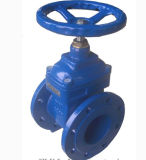 API Bolted Bonnet Knife Gear Gate Valve