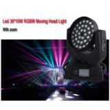 RGBW Zoom Wash 4in1 36*10W СИД Stage Light