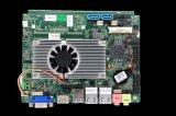 3.5 de ' Kleine Grootte bedde Industriële Motherboard van de Kern van de Grafiek van de Ventilator Motherboard Geïntegreerde in