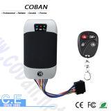 Perseguidor móvel 303G do GPS do veículo do cartão de SIM para a motocicleta de Car&