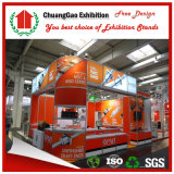 Stand de exhibición de diseño modular de aluminio para exposiciones