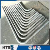 Repuestos de la caldera Super calentador de vapor con tubos de acero sin soldadura para caldera de vapor