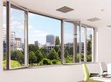 Populärer Entwurfs-örtlich festgelegtes Panel-Glasfenster