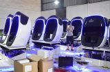 Technologie neuve 9d Vr, cinéma de Wangdong du système électrique 9d Vr de 9d Vr Cineam avec 2 portées