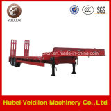 Hochleistungs3 Axles Low Bed Semi Trailer für Sale