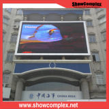 P10 Advertizing LED Outdoor Screen per Fixed Installation