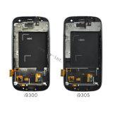 Bovenkant die Mobiele Telefoon LCD voor Samsung Note1 N7000/I9220 verkopen