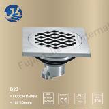 스테인리스 목욕탕 기계설비 지면 하수구 (D23)