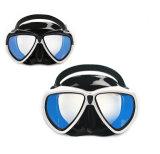 Mascherina professionale di immersione subacquea, mascherina adulta di immersione subacquea di Gopro