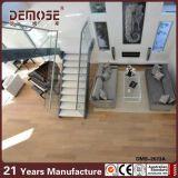 """Escalera en forma de """"U"""" del hierro labrado para la alameda de compras comercial (DMS-2073)"""