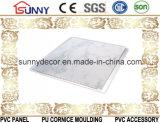 Comitato di marmo interno del PVC di disegno, fabbrica di marmo interna del soffitto del PVC di Desgn