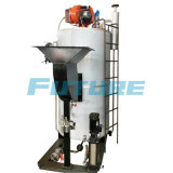 Chinese Compact 500kg / H Oil Steam Boiler