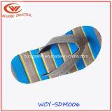 2016 zapatos vendedores calientes de las sandalias de la playa de los hombres
