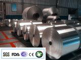 Couvercle gravé en relief par prix 0.036X500mm bon de papier d'aluminium de l'alliage 8011-0