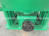 Huahong Gold Ore Mining Wet Pan Mill Machine Fournisseur professionnel