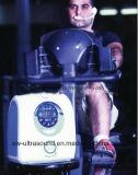 O gerador portátil Ew-50aw do concentrador do oxigênio dos cuidados médicos dirige a cor do preto da máquina do gerador do oxigênio do carro do curso