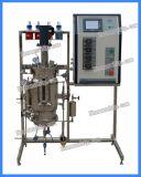 Fermentadora/biorreactor del acero inoxidable