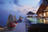 جديدة [ديسن] فندق شاطئ أثاث لازم [سون لوونج] [أفا] سرير مع [كفّ تبل] ([يت632])