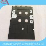 Tarjeta plástica popular y hermosa de la impresión de la identificación del PVC del chorro de tinta