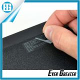 Mini schwarze Handtyp des Text-Kennsatzes einfach zu zerreißen