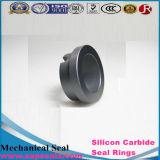 Anillo de Ssic Rbsic del carburo de silicio de los anillos de cierre del espacio en blanco del carburo de silicio