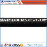 Tuyau hydraulique en caoutchouc (SAE100 R5)