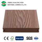 Eco-Friendly Wood Plastic Composite Decking с высоким качеством (HLM122)
