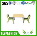 최신 판매 아이들 나무로 되는 테이블 및 의자 (SF-24C)
