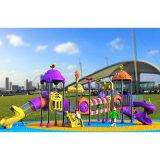 Campo de jogos ao ar livre--Série pequena do protetor da terra, corrediça ao ar livre das crianças (XYH-MH016)