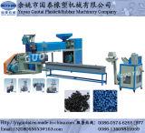 Polietileno que recicla la máquina de reciclaje plástica usada máquina