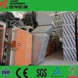 Tipo termal máquina hecha frente papel del aceite de la fabricación del tablero de yeso