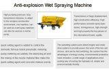 Pspm08-13-37 molharam o emplastro da máquina de pulverização